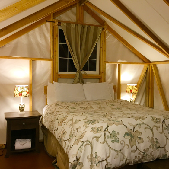 Adventure Tent & Adventure Tents :: Glamping :: Camping :: Fernwood Campground ...