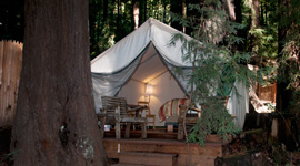 Adventure Tents - Glamping