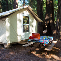 Places to Stay in Big Sur :: Camping, Lodging, Cabins